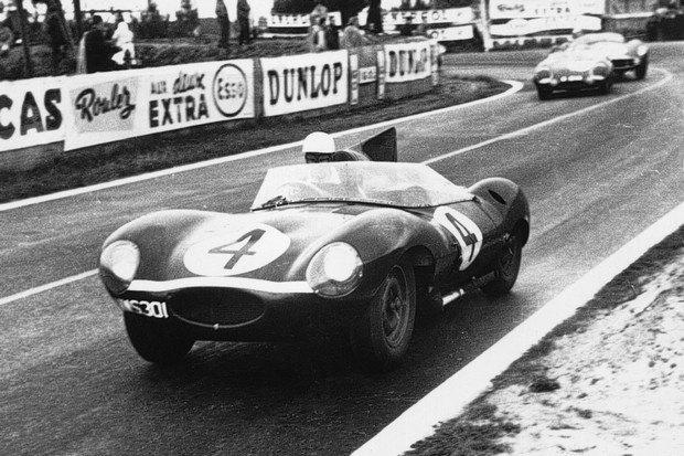 Jaguar D Type. Изображение № 7.