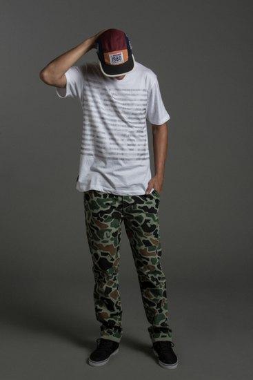Марка The Hundreds опубликовала лукбук осенней коллекции одежды . Изображение № 9.