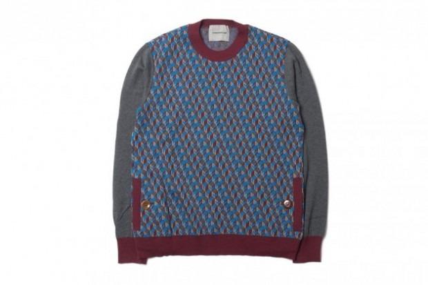 Марка Undercover выпустила вторую часть осенней коллекции одежды. Изображение № 7.