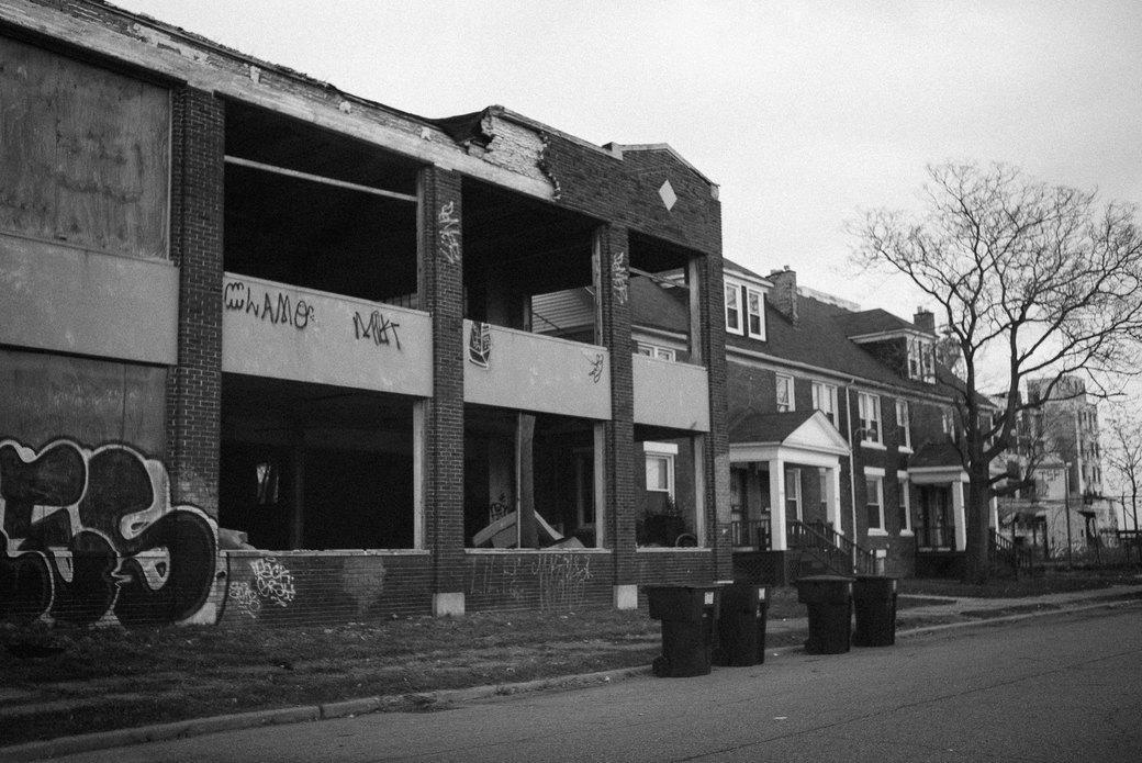 Как живут обитатели детройтских окраин. Изображение № 5.