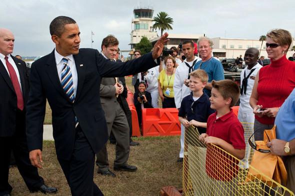 Наглядный пример: Барак Обама. Изображение № 6.