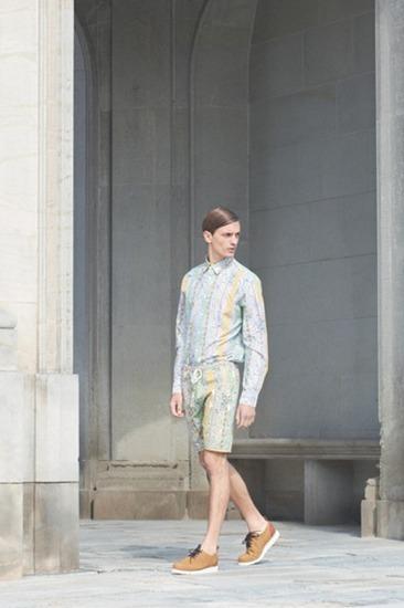 Датская марка Soulland представила весеннюю коллекцию одежды. Изображение № 14.