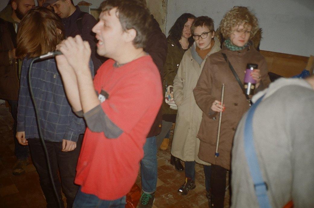 Фоторепортаж: Боровик Ералаш и The Cold Dicks на фестивале «Переугар». Изображение № 17.