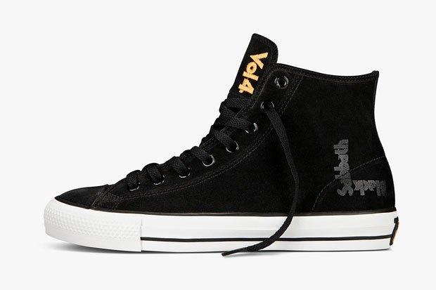 Марка Converse и группа Black Sabbath выпустили совместную коллекцию обуви. Изображение № 3.
