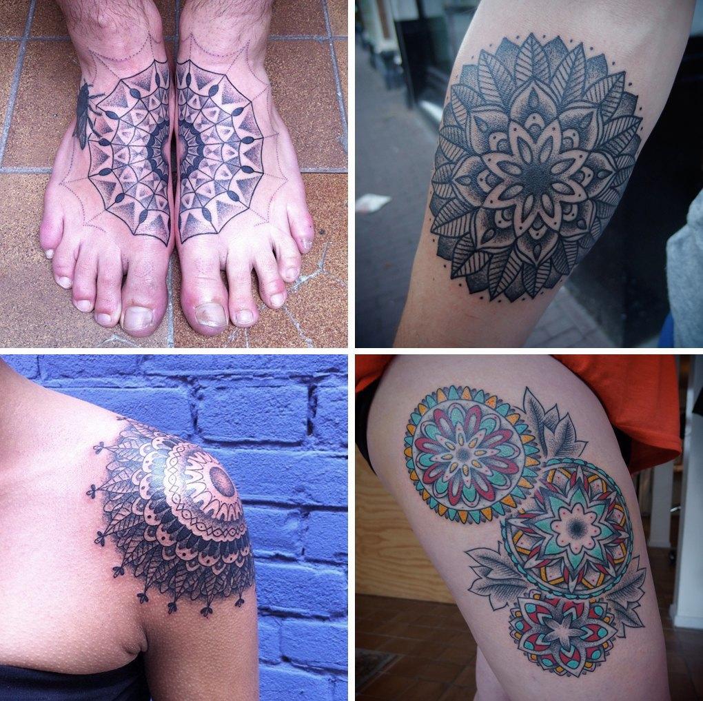 10 главных символов современной татуировки. Изображение № 5.