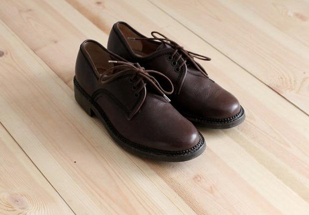 Кожаные ботинки, 2 500 рублей. Изображение № 2.