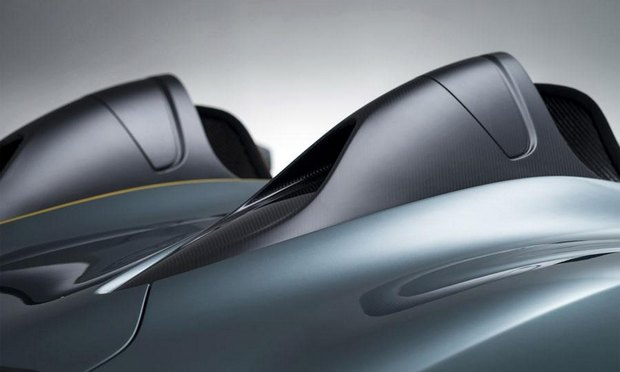 Aston Martin представил юбилейный спидстер CC100. Изображение № 13.