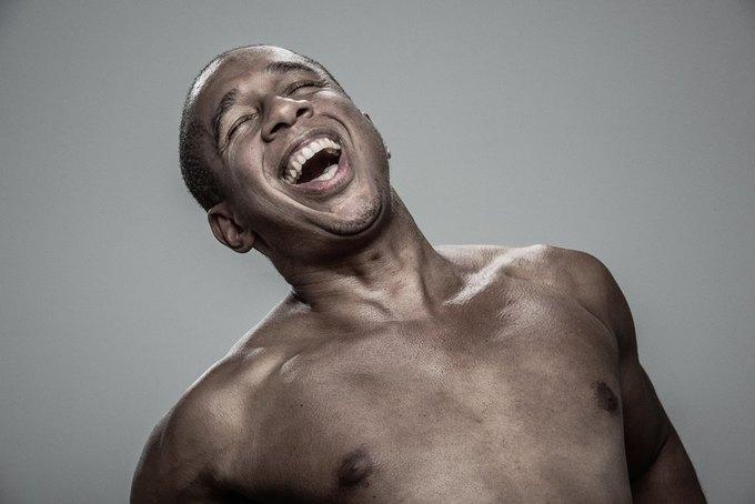 Фотограф снимал лица людей после удара шокером. Изображение № 23.
