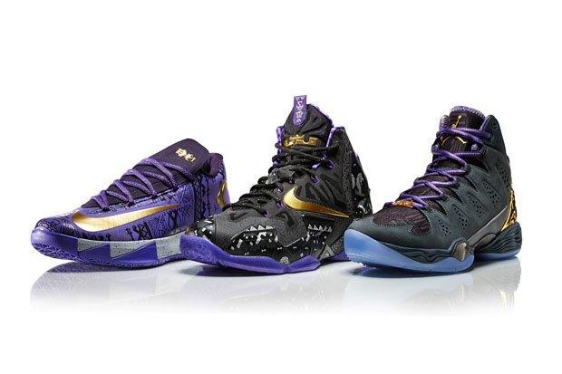 Марка Nike представила новую коллекцию кроссовок Black History Month . Изображение № 1.