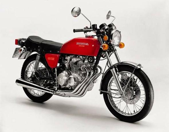 Motorcycle Club: современная мода на ретро-байки. Изображение № 20.