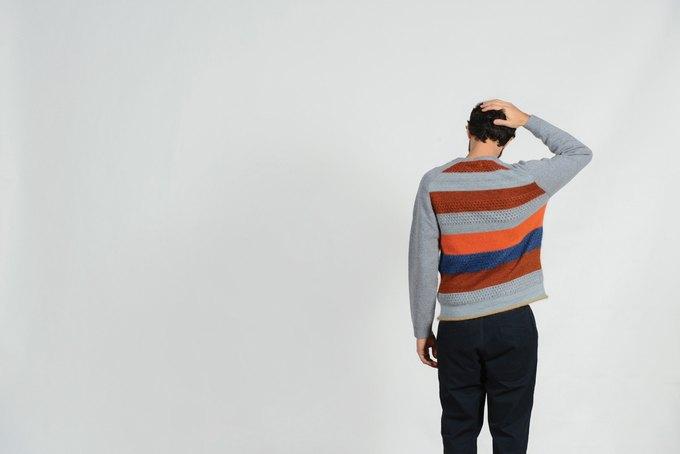 Шотландская марка Folk опубликовала лукбук осенней коллекции одежды. Изображение № 4.