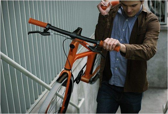 Велофирма CYLO представила новый городской байк. Изображение № 8.