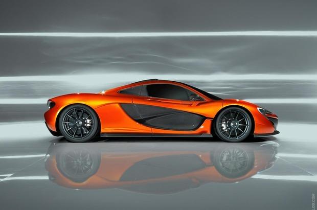 McLaren выпускает новый суперкар P1. Изображение № 3.