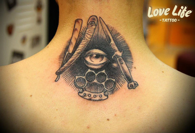 Избранные работы студии Love Life Tattoo. Изображение № 2.