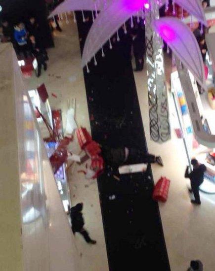 Китаец покончил с собой, потому что его подружка не смогла прекратить шопинг. Изображение № 2.