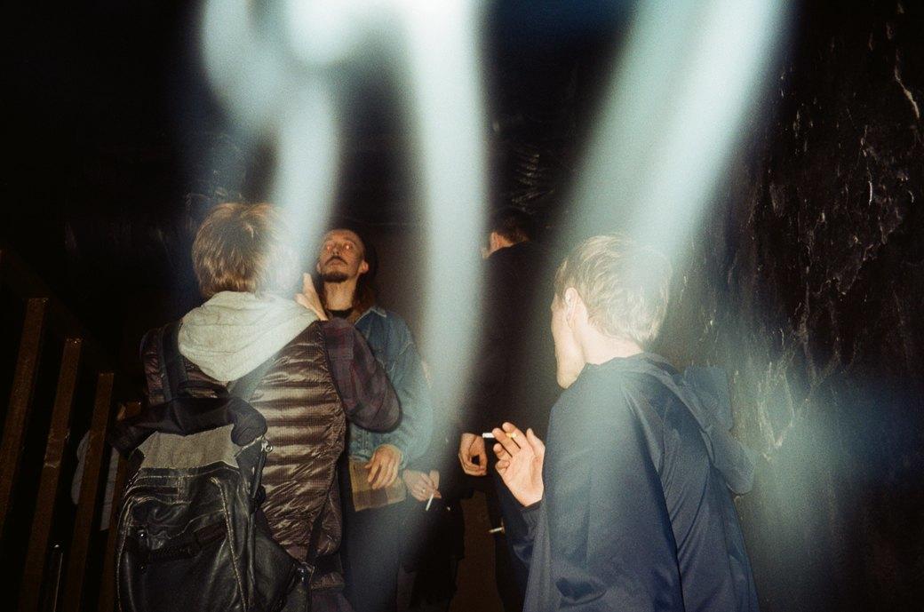 Фоторепортаж: Панк-фестиваль со слоганом «Русский значит тормоз». Изображение № 14.