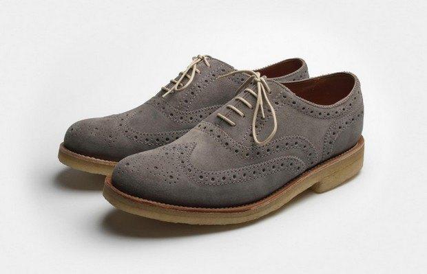 Марка Grenson выпустила весеннюю коллекцию обуви. Изображение № 15.