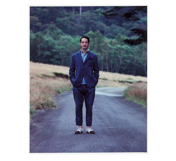 Японская марка 45rpm выпустила лукбук весенней коллекции одежды. Изображение № 2.