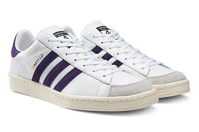 Марка Adidas и дизайнер Марк МакНейри представили совместную коллекцию одежды. Изображение № 9.