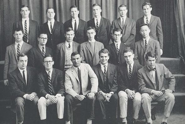 Студенты Принстонского университета. Изображение № 1.