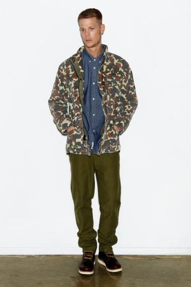 Марка Undefeated выпустила лукбук новой коллекции одежды своей линейки Holiday. Изображение №3.