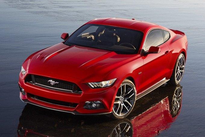 Ford представил новый Mustang шестого поколения. Изображение № 9.