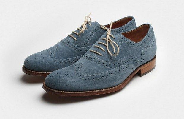 Марка Grenson выпустила весеннюю коллекцию обуви. Изображение № 13.