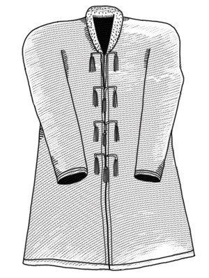 Славянский херитейдж: 13 предметов одежды, на возвращение которых мы уповаем. Изображение № 10.
