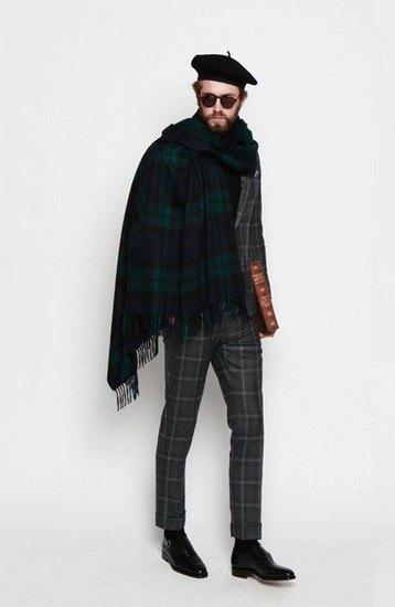 Марка Ovadia & Sons опубликовала лукбук осенней коллекции одежды. Изображение № 7.