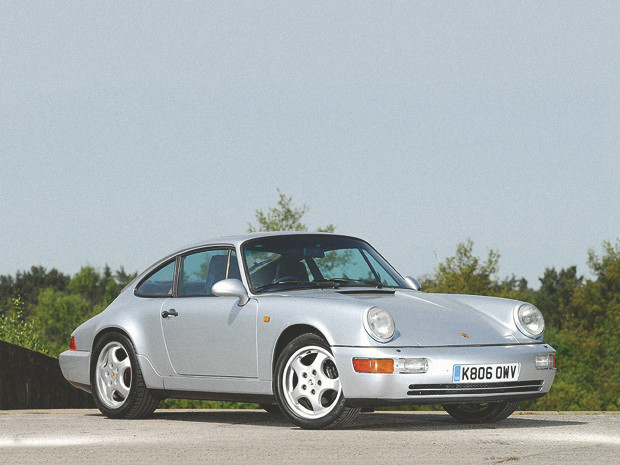 Новый Porsche 911 и эволюция его предшественников. Изображение №15.