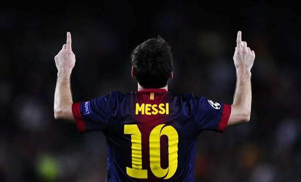 Фамилия футболиста Месси стала прилагательным в испанском языке. Изображение № 1.
