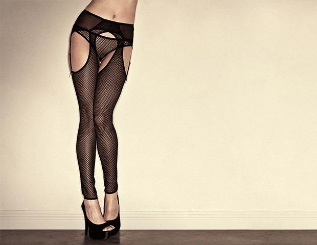 Модель Элени Ти снялась в рекламе марки Lascivious. Изображение № 8.