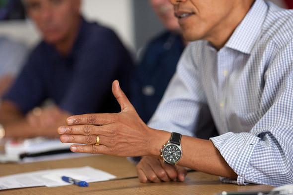 Наглядный пример: Барак Обама. Изображение № 18.