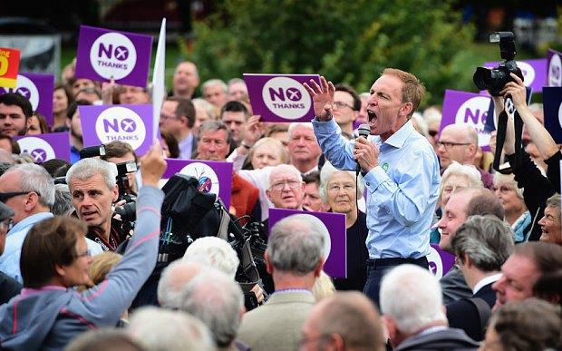 Шотландия сказала «нет» независимости от Великобритании. Изображение № 1.
