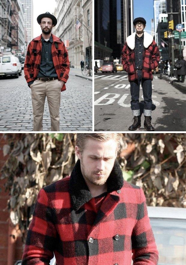 История и отличительные черты курток лесорубов. Изображение № 8.