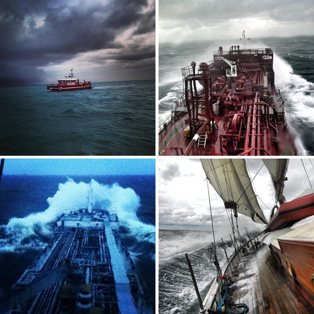 Что публикуют в своих Instagram моряки разных стран. Изображение № 8.