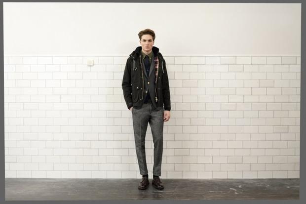 Марка Gant Rugger опубликовала второй лукбук осенней коллекции одежды. Изображение № 2.