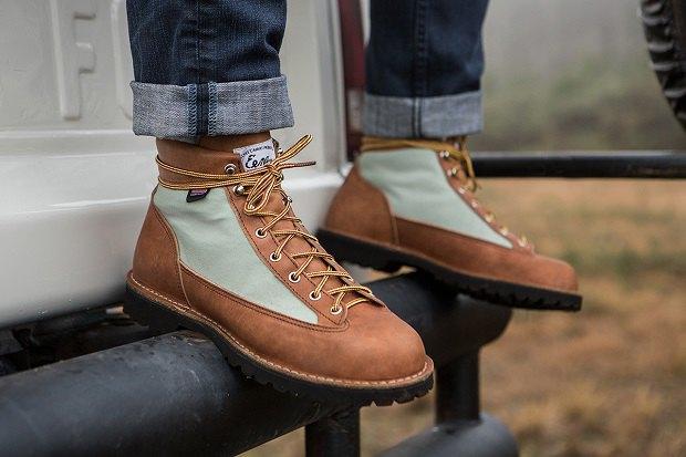 Марки Danner и Beckel представили новую совместную модель обуви. Изображение № 4.