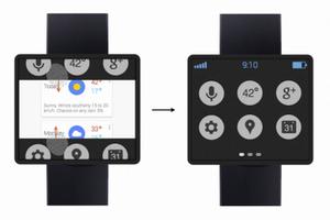 Компания Samsung работает над «умными» часами. Изображение № 2.