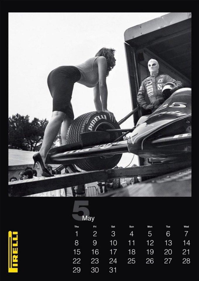 7 эротических календарей на 2014 год. Изображение № 40.