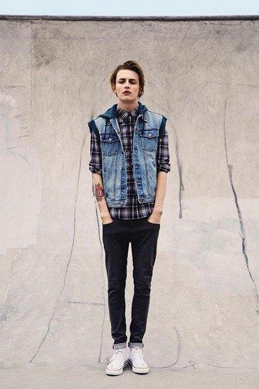 Марка Topman представила весеннюю коллекцию джинсовой одежды. Изображение № 3.