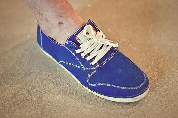 Фоторепортаж: 50 мужских кроссовок на выставке Faces & Laces. Изображение № 43.
