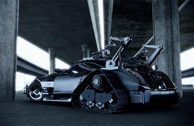 Халед Алькайед превратил Maybach в идеальную машину охотника за головами. Изображение № 2.