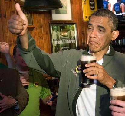 В Белом доме действует президентская пивоварня. Изображение № 1.