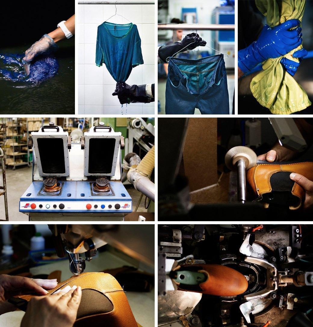 10 репортажей с фабрик одежды и обуви: Alden, Barbour и другие изнутри. Изображение № 2.
