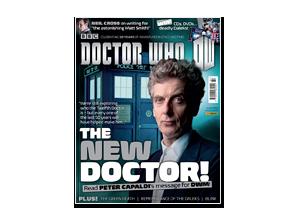 Ультимативный гид по вселенной сериала «Доктор Кто». Изображение № 46.