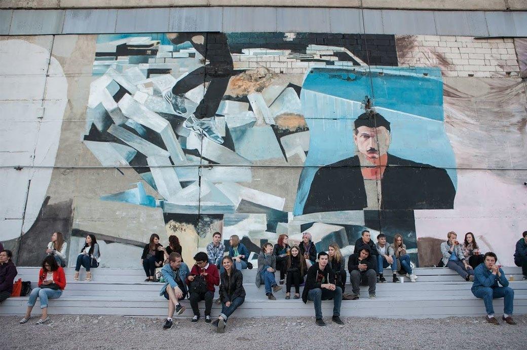 Для чего в Питере открыли музей уличного искусства и чьи работы там будут показывать. Изображение № 4.