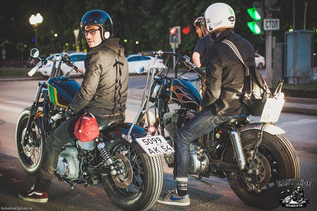 Easy Ride: Новый сезон проекта и видео с ночного заезда. Изображение № 12.