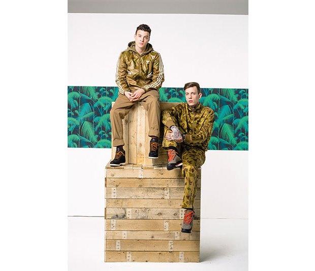 Марка Adidas Originals опубликовала осенний лукбук. Изображение № 8.