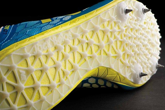Новые технологии в производстве кроссовок. Изображение № 1.